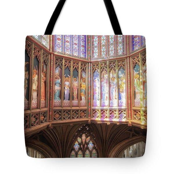 Gods Colors Tote Bag