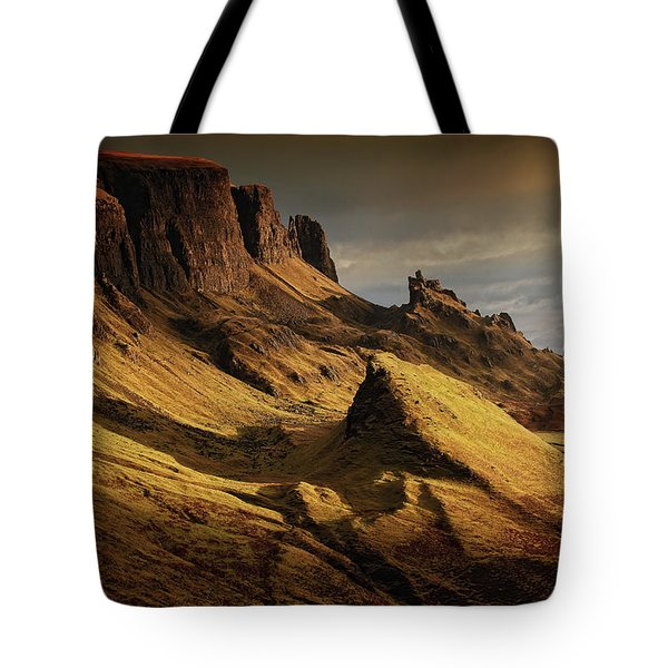 Gods Country Tote Bag