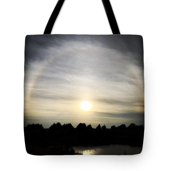 Gods Eye Tote Bag