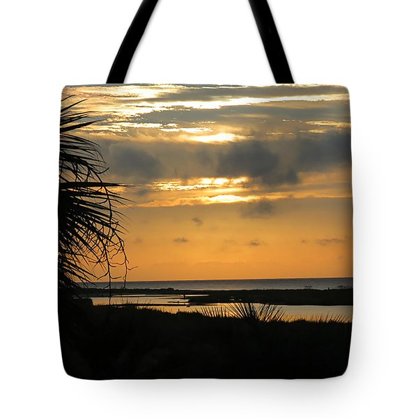 God's Gold Tote Bag