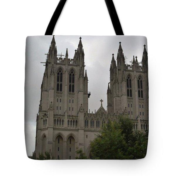 God's House Tote Bag