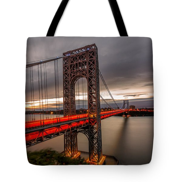 Gods Light  Tote Bag