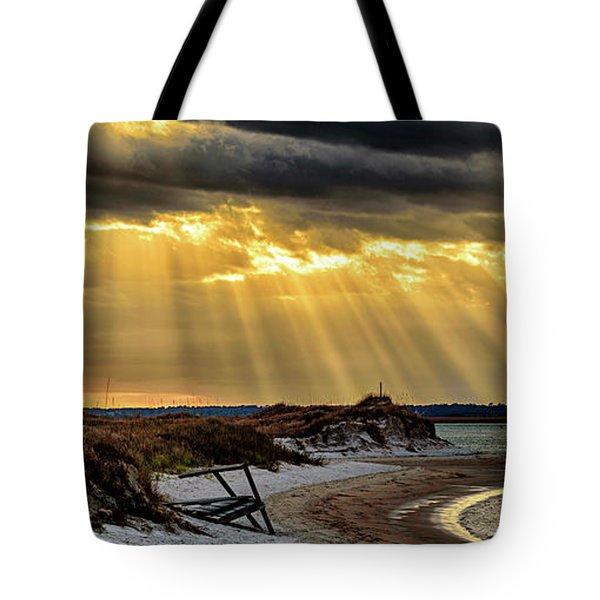 God's Light Tote Bag