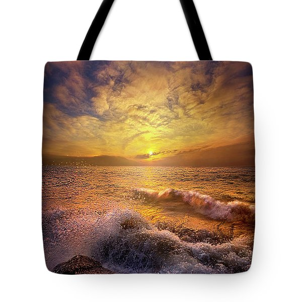 Tote Bag featuring the photograph Gods Natural Cure by Phil Koch