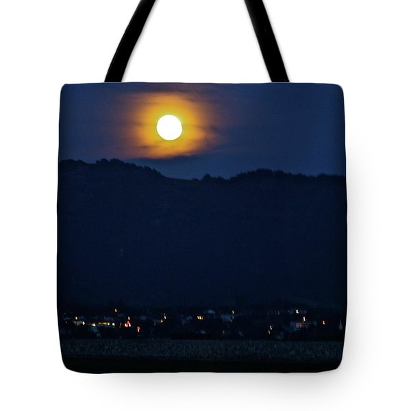 God's Nightlight Tote Bag