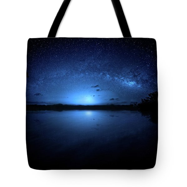 Tote Bag featuring the photograph Gods Of Nature by Mark Andrew Thomas
