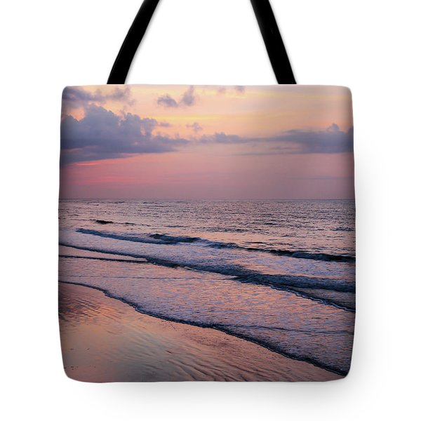 God's Paintbrush Tote Bag