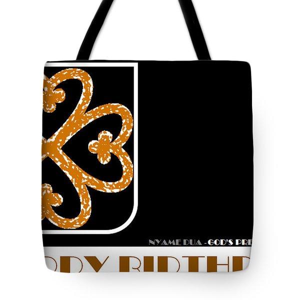 God's Protection Tote Bag