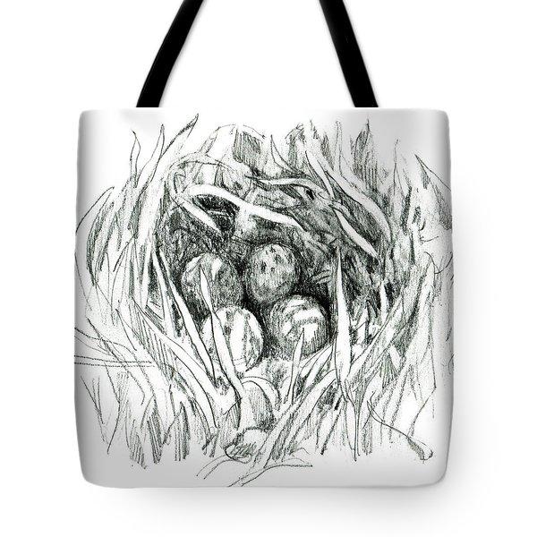 Godwit Nest Tote Bag