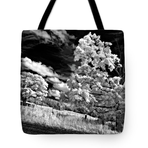 Goin' Down The Road Buzzed Tote Bag by Steve Harrington