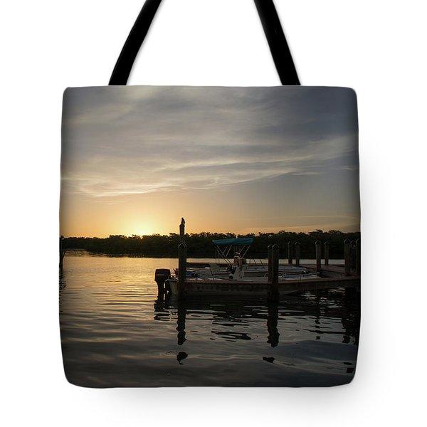 Goin Fishin Tote Bag