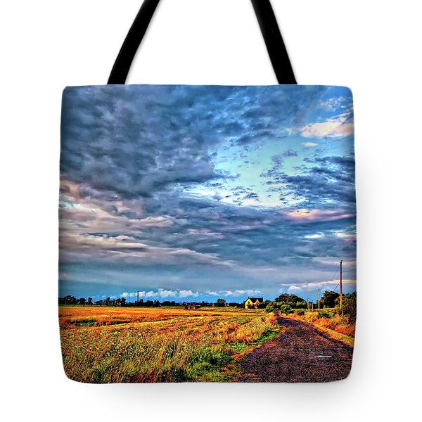 Goin' Home Tote Bag