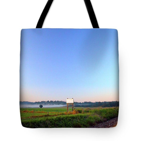 Goin' Somewhere Tote Bag