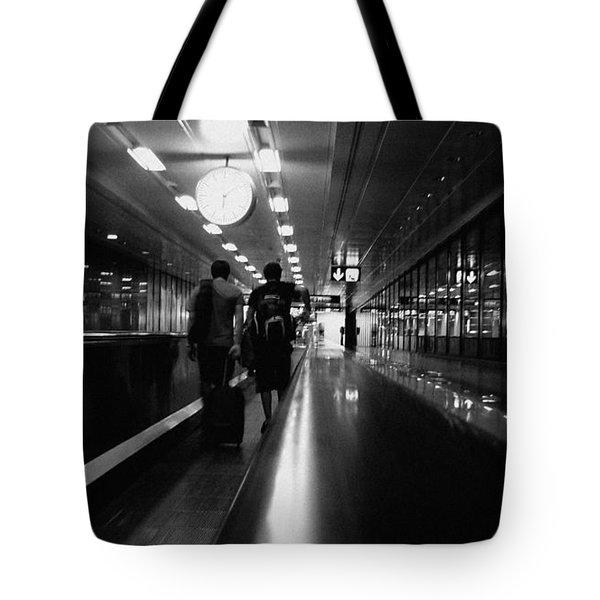 Going Away Tote Bag