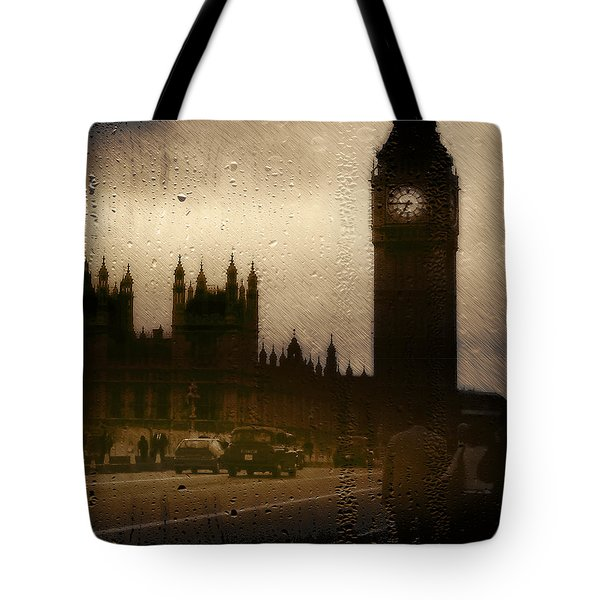 Tote Bag featuring the digital art Going Home  by Fine Art By Andrew David