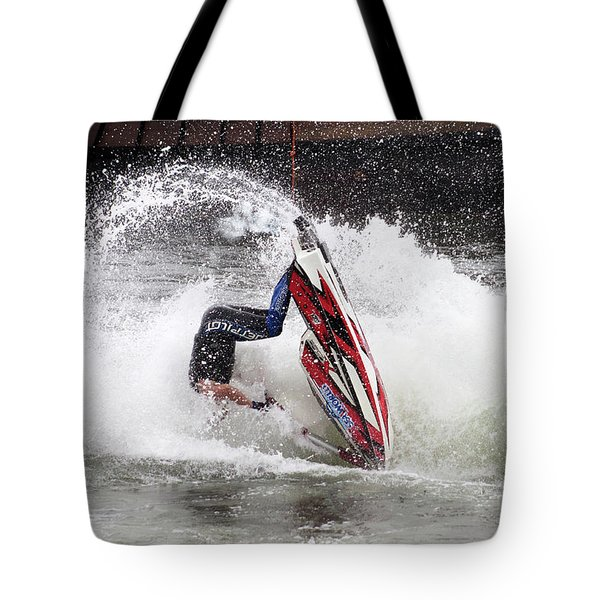 Going In Tote Bag