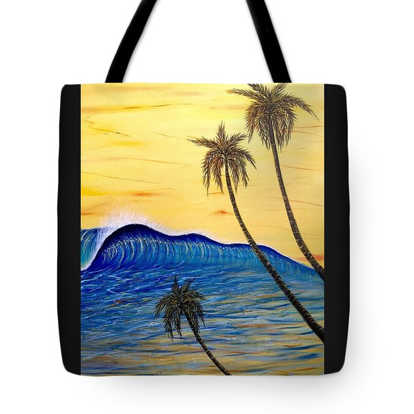 Going Left  Tote Bag