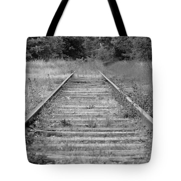 Tote Bag featuring the photograph Going Nowhere by Corinne Rhode
