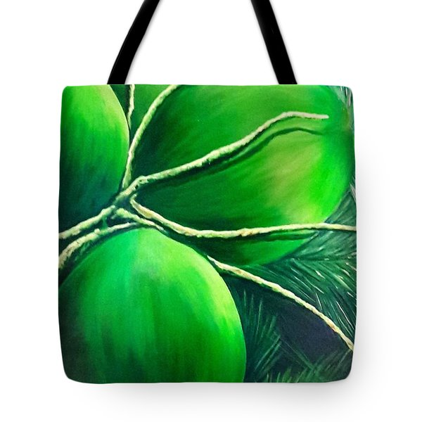 Going Nuts Tote Bag