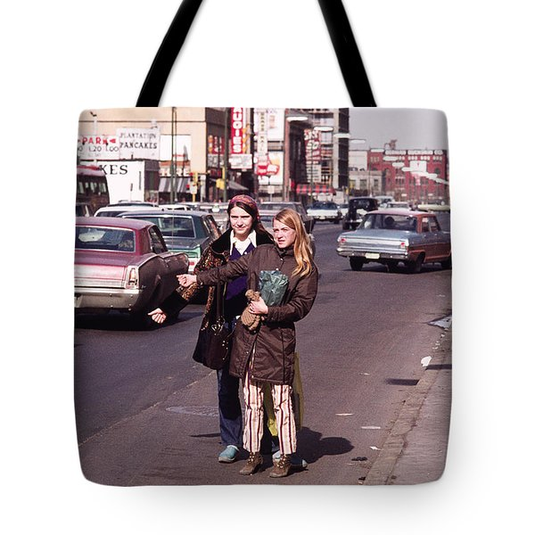 Going Our Way? Tote Bag