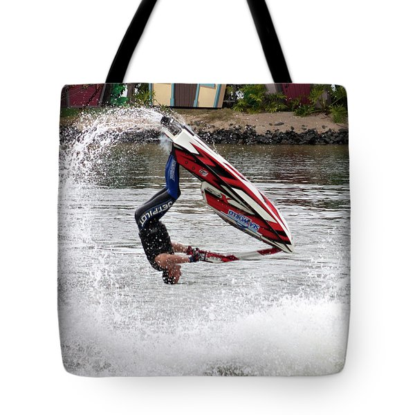 Going Round Tote Bag