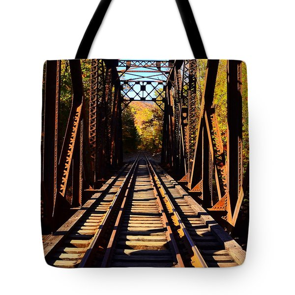 Going Thruogh Tote Bag