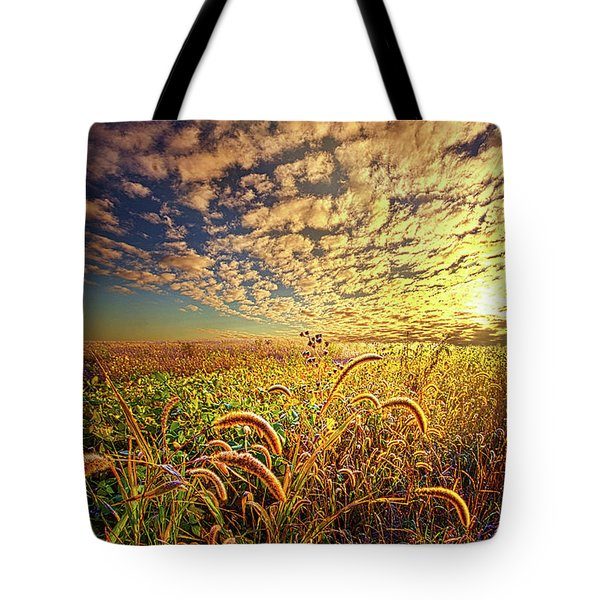 Going To Sleep Tote Bag