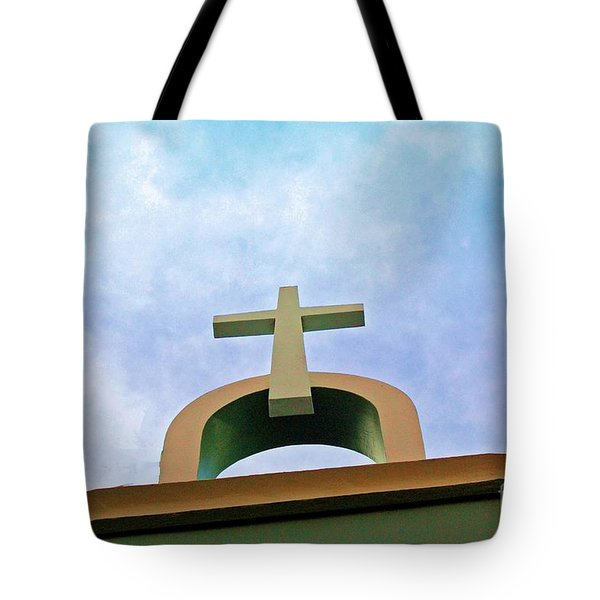 Going Up Tote Bag by Debbi Granruth