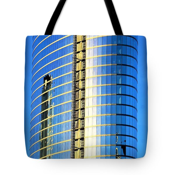 Going Up Nashville2 Tote Bag