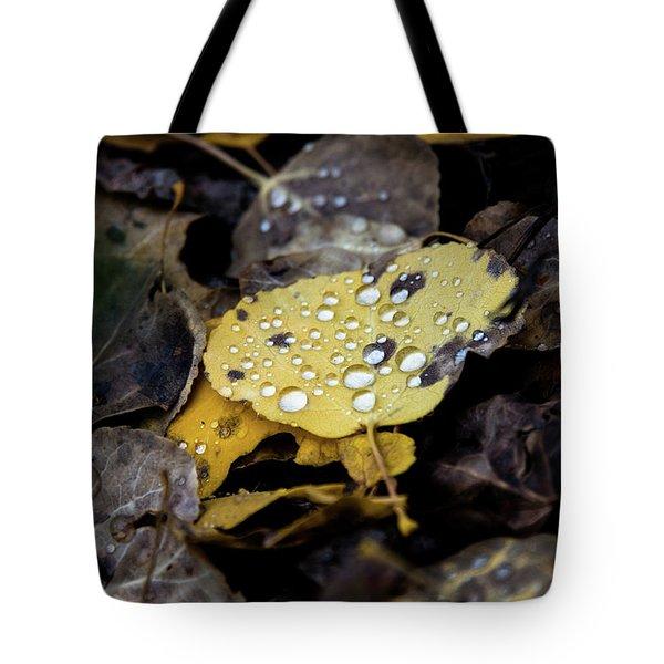 Gold And Diamons Tote Bag