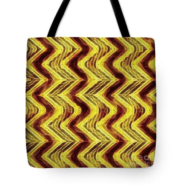 Gold Bar Tote Bag
