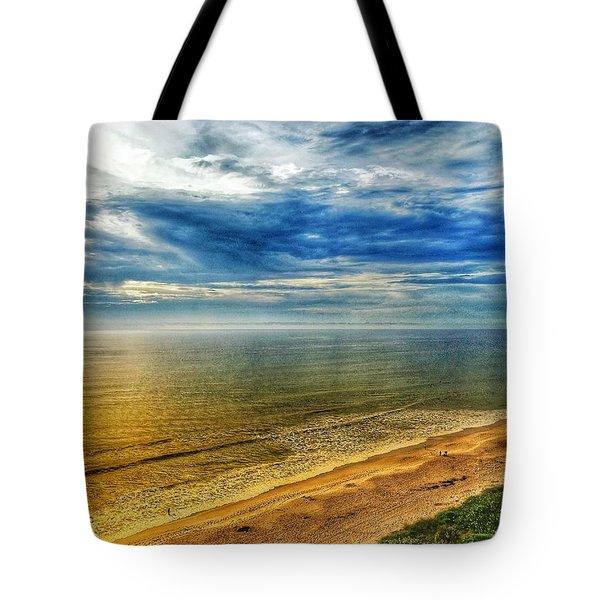 Gold Beach  Tote Bag