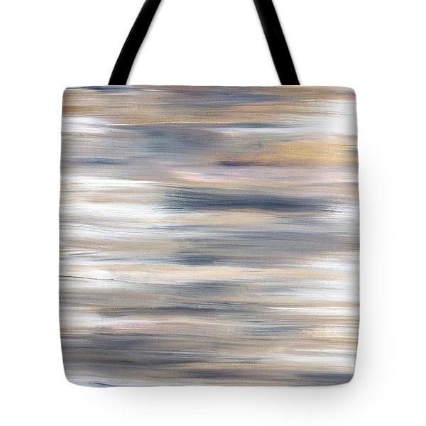 Gold Coast #21 Landscape Original Fine Art Acrylic On Canvas Tote Bag