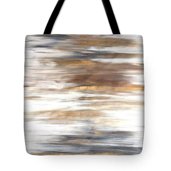 Gold Coast #22 Landscape Original Fine Art Acrylic On Canvas Tote Bag