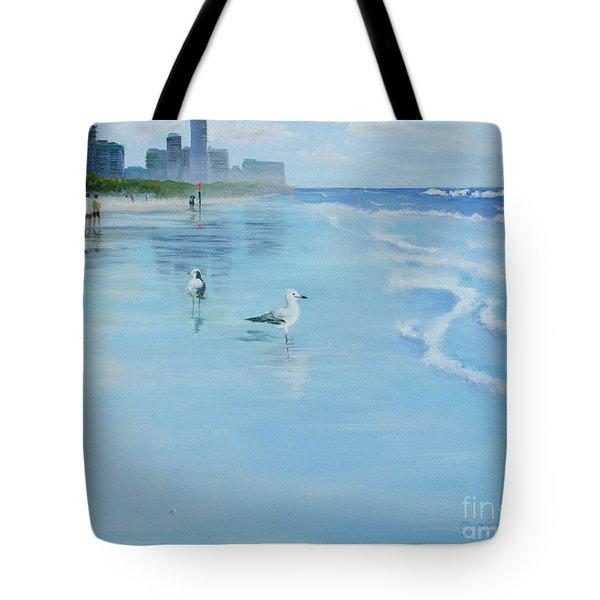 Gold Coast Australia, Tote Bag