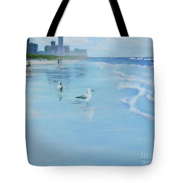 Gold Coast Australia, Tote Bag