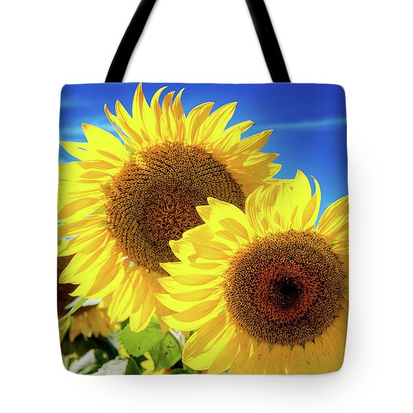 Tote Bag featuring the photograph Gold by Greg Fortier
