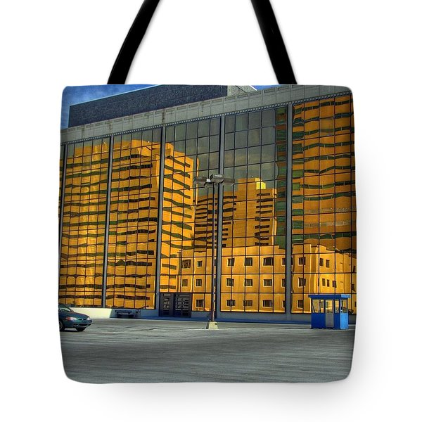 Gold In The Bank Tote Bag