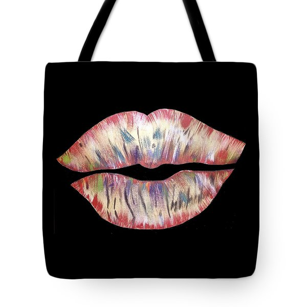 Gold Kissed  Tote Bag