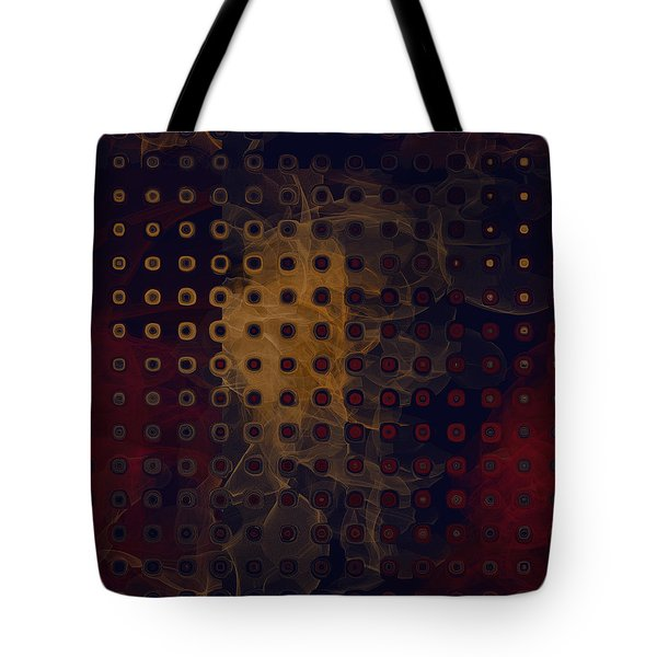 Gold Light Tote Bag