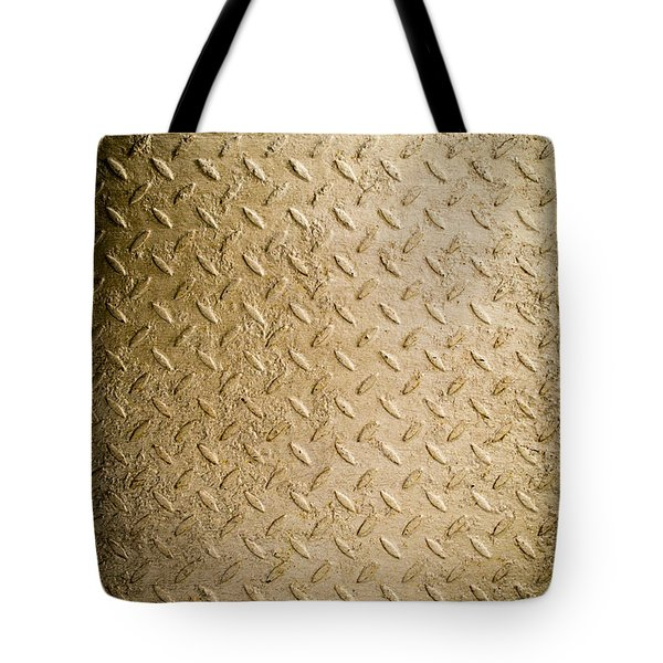 Grit Of Goldfinger Tote Bag