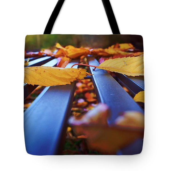Tote Bag featuring the photograph Gold Topped Table by Isabella F Abbie Shores FRSA