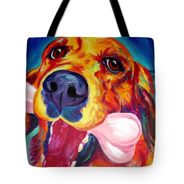 Golden - My Favorite Bone Tote Bag