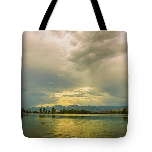 Tote Bag featuring the photograph Golden Afternoon by James BO Insogna