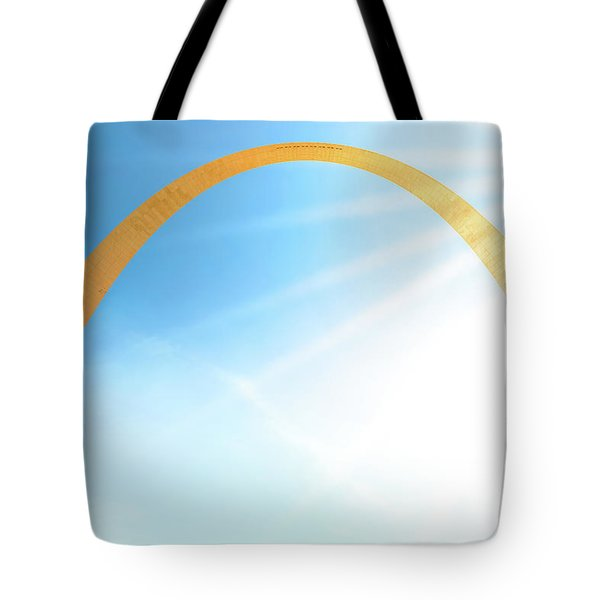 Golden Arch Tote Bag
