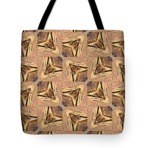 Golden Arrowheads Tote Bag