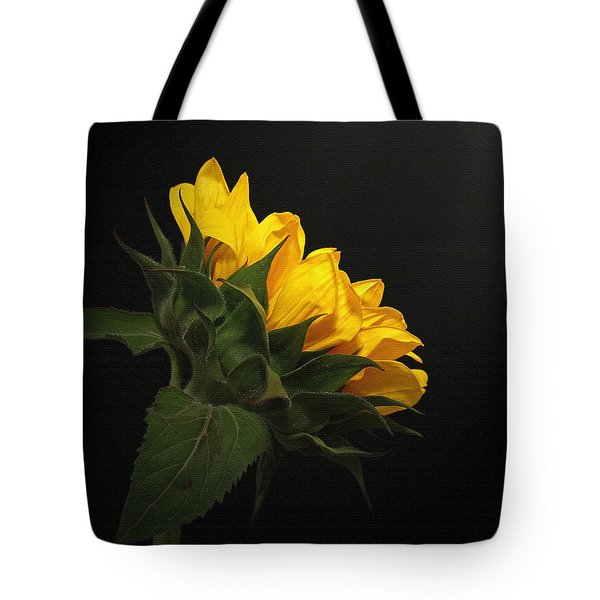 Tote Bag featuring the photograph Golden Beauty by Judy Vincent