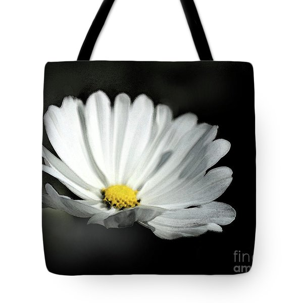 Golden Center Tote Bag