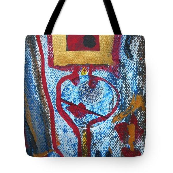 Golden Child-1 Tote Bag