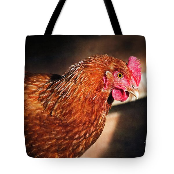 Tote Bag featuring the photograph Golden Comet by Mary Machare